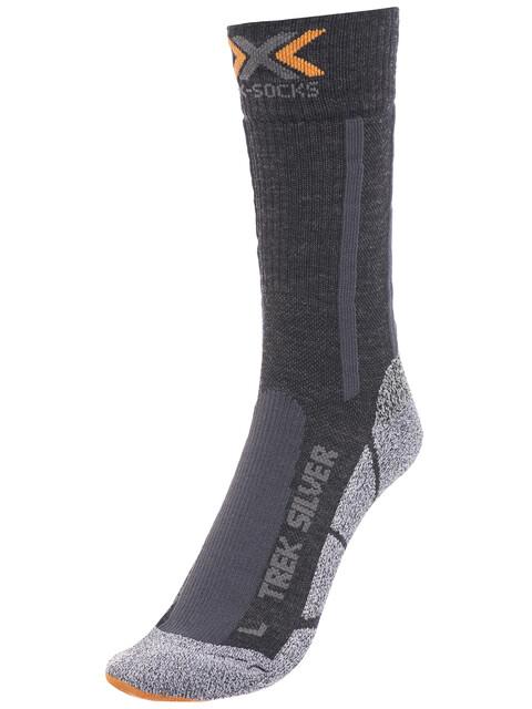 X-Socks - Chaussettes de montagne - noir/anthracite